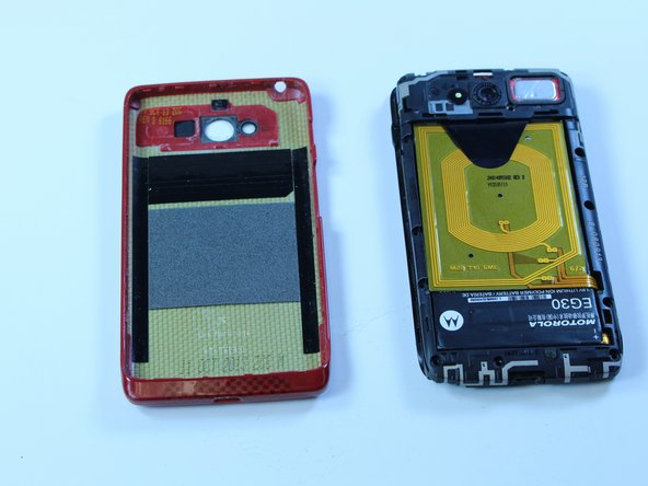 Motorola Droid Mini Battery Replacement