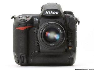 Nikon DX3 Repair