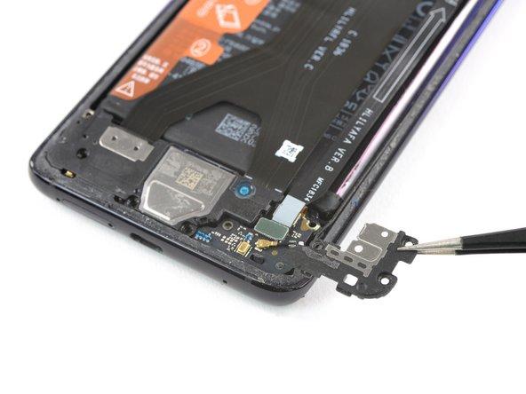 Reemplazo de la tapa de la placa hija del Huawei Mate 20 Pro