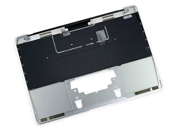 Retina MacBook 2015 Upper Case Assembly Replacement