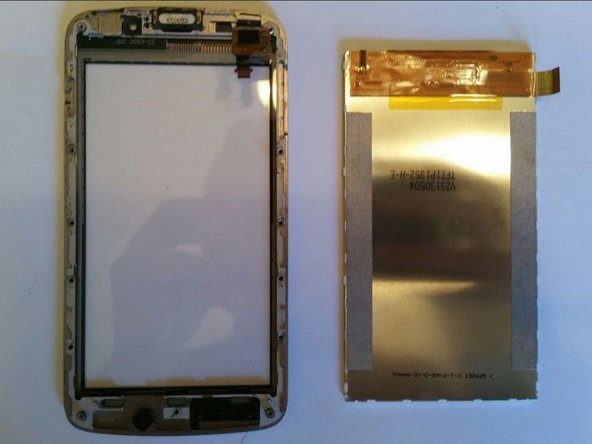 You may now replace the display or the digitizer.