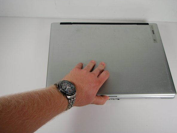 Repairing Acer Aspire 5100 Display Screen