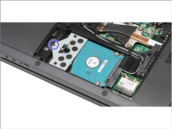 Dell Vostro 3561 Hard Drive Replacement