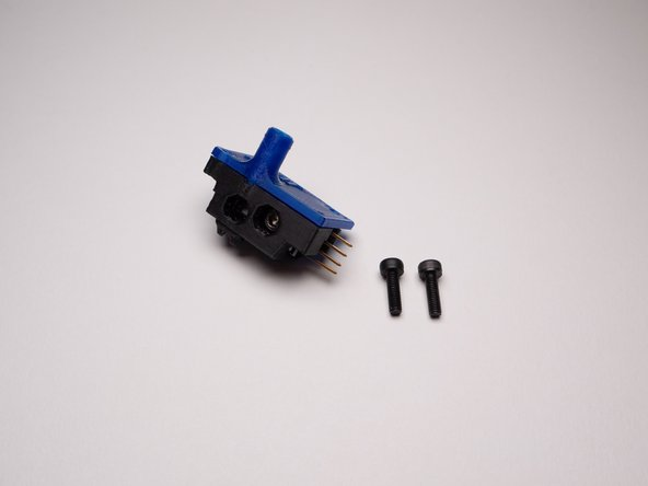 Get the Cartridge + Cover assembly