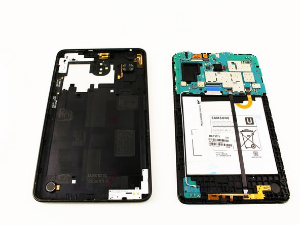 Samsung Galaxy Tab E 8.0 Back Panel Replacement