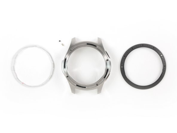 Each of the bearings sits on a spring recessed in the aluminum casing, generating a snappy lock when the bezel is turned and the bearing constellation aligns with the grooves in the bezel.