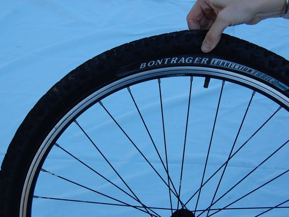 Trek 4300 Bicycle Tire Replacement
