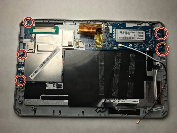 Acer Iconia B1-710 Screen Replacement