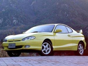 1996-2000 Hyundai Tiburon