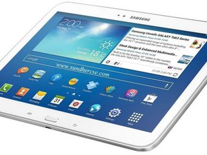 Samsung Galaxy Tab 3 10.1 Troubleshooting