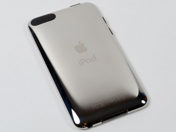 As expected, the form has been updated to match the iPhone 3G's shapely curves.