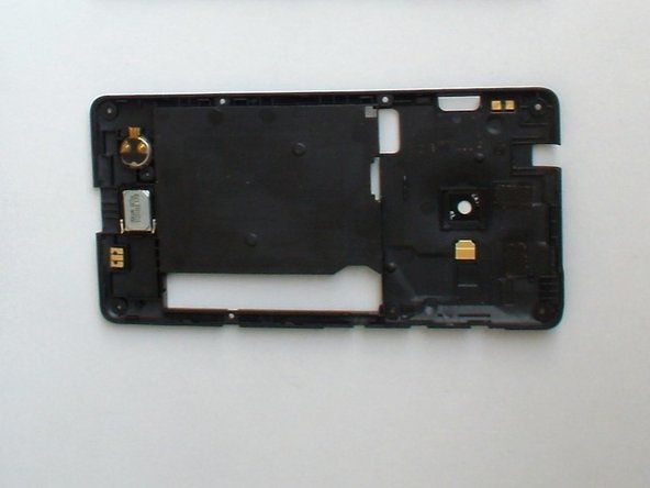 Microsoft Lumia 535 Back Cover / Rear Case Replacement