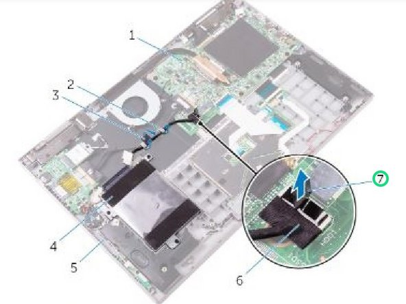 Dell Inspiron 15 5579 2-in-1 Hard Drive Replacement