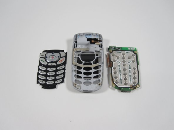 Samsung SGH-X495 Keypad Replacement