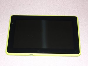 "Digital2 7"" Tablet Model D2-713G GN Troubleshooting"