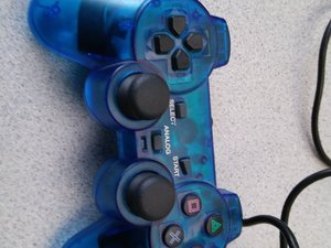 PlayStation 2 controller Teardown