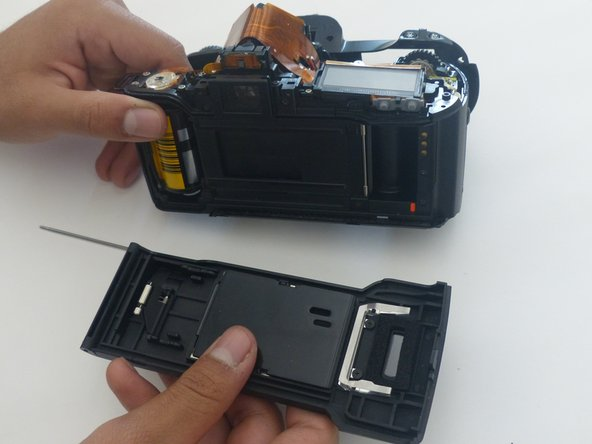 Canon EOS Rebel XS 35mm Back Latch Replacement