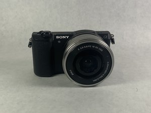 Sony Alpha 5100 Repair