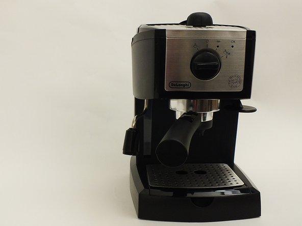 Delonghi Coffee Maker Troubleshooting : De Longhi EC155 Repair - iFixit