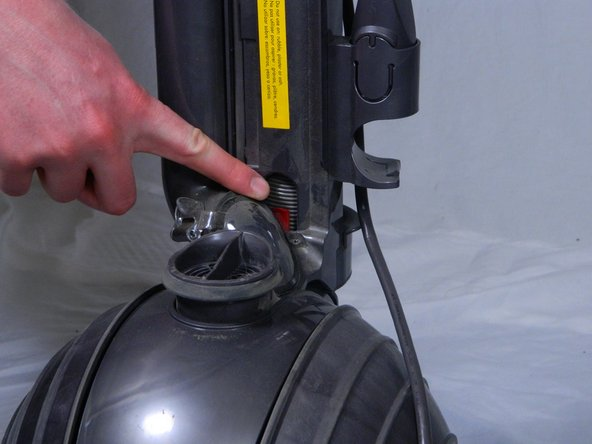 how to fix a dyson