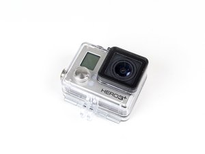GoPro Hero3+ Black Edition Repair