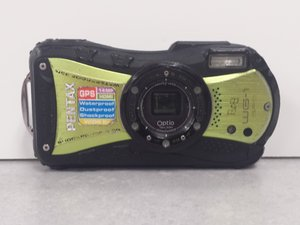 Pentax Optio WG-1 GPS Teardown