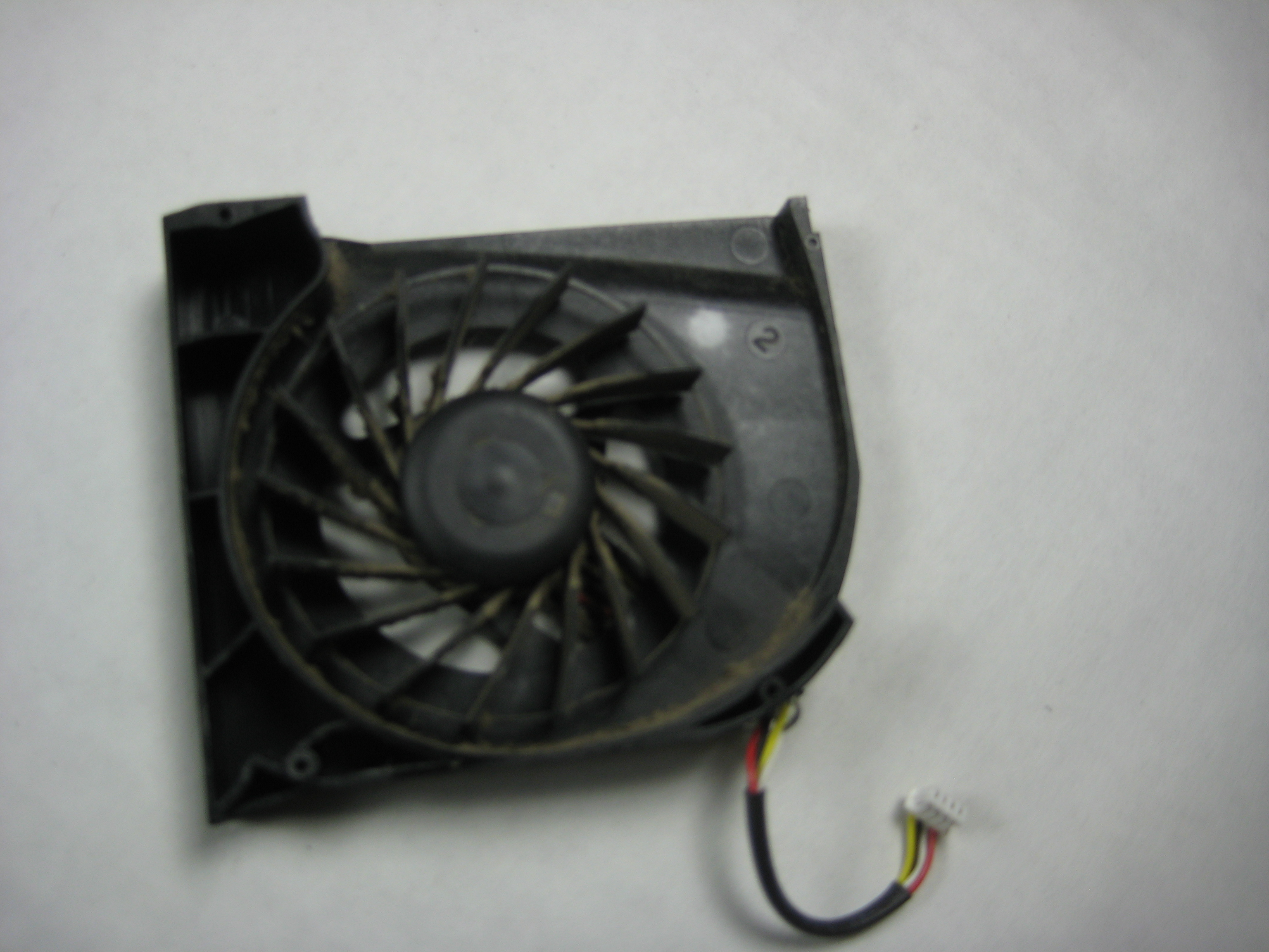 Hp Pavilion Dv6000 Fan Replacement Ifixit Repair Guide Electric Switch Wiring