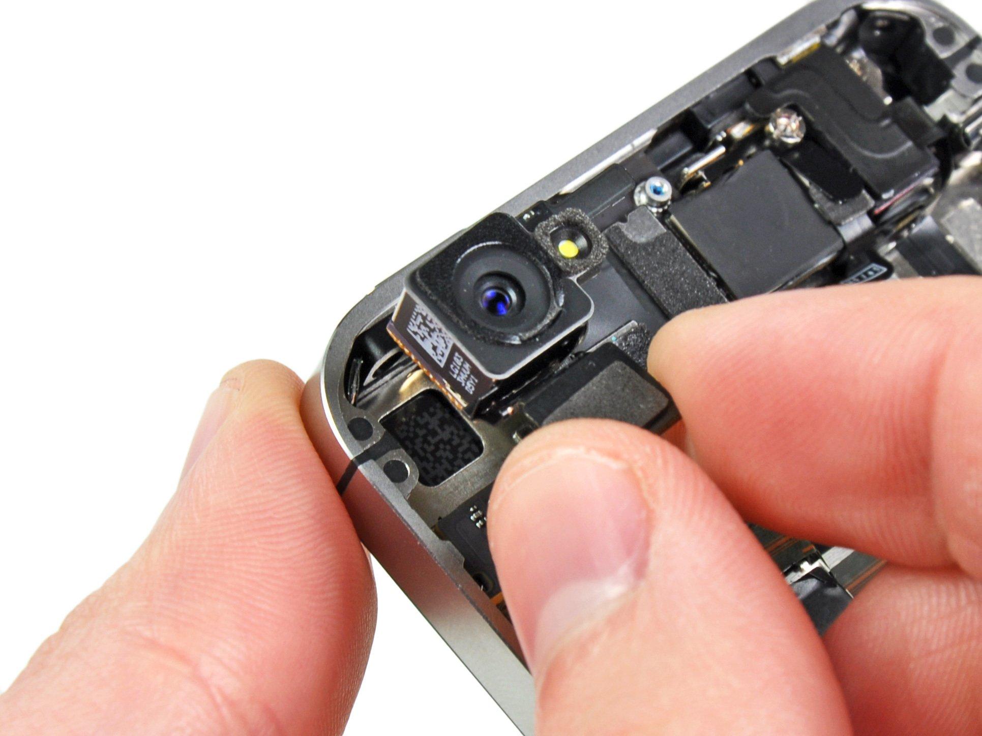 как поменять фотоаппарат в айфоне штор интерьере неоценима
