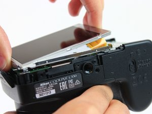 Nikon Coolpix L330 LCD Screen Replacement