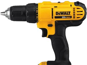 DeWalt DCD771C2 Troubleshooting