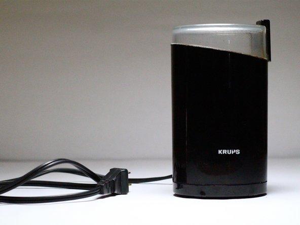 Krups F203 Repair - iFixit