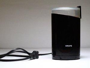 Krups F203 Repair