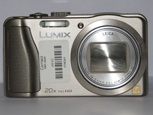 Panasonic Lumix DMC-ZS25 Repair