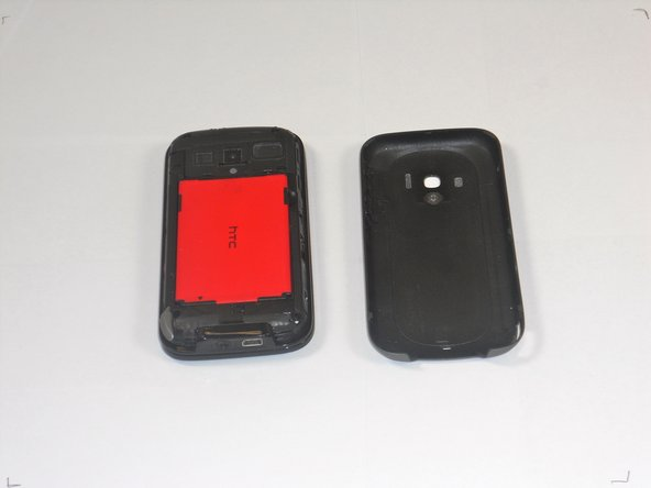 HTC Touch Pro 2 Camera Replacement