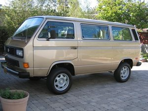 Volkswagen Vanagon Repair