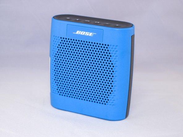 Bose Soundlink Color Repair Ifixit
