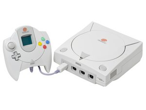 Sega Dreamcast Repair