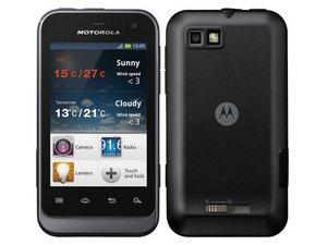 Motorola Defy Repair