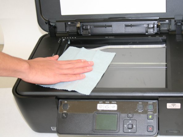 Repairing Lexmark Intuition S505 Copy and Scanning