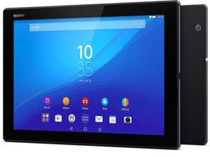 Sony Xperia Z4 Tablet Repair