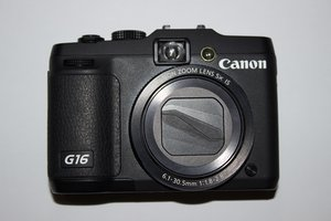 Canon PowerShot G16 Troubleshooting