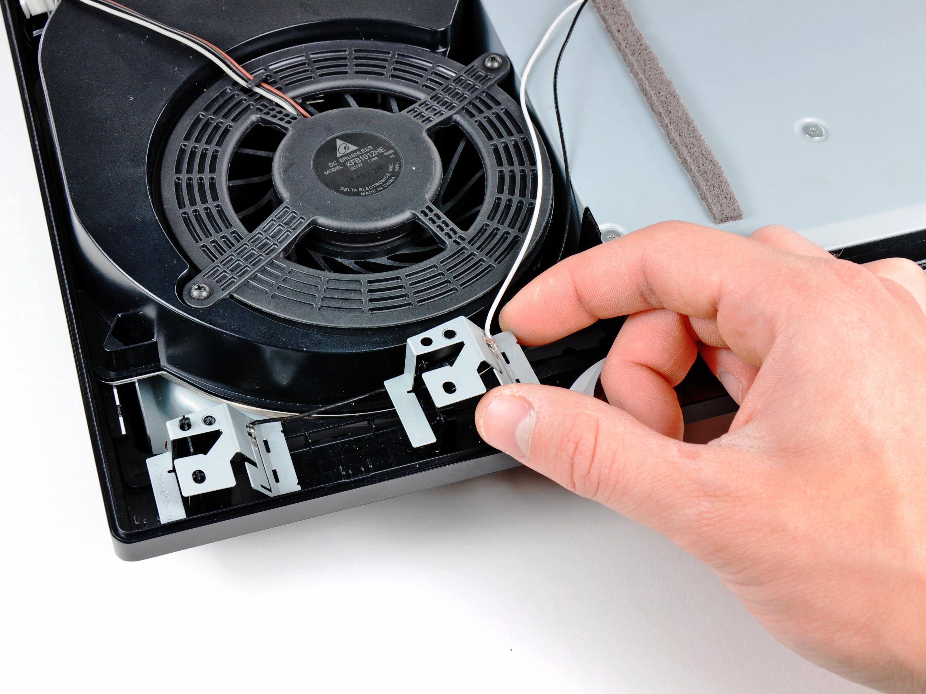 Playstation 3 Slim Repair Ifixit Circuit Diagram Antennas