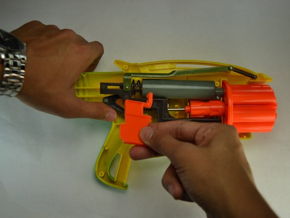 Air Blasters Tek Six Trigger Replacement