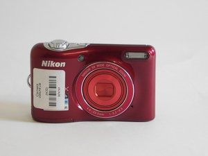 Nikon Coolpix L32 Repair