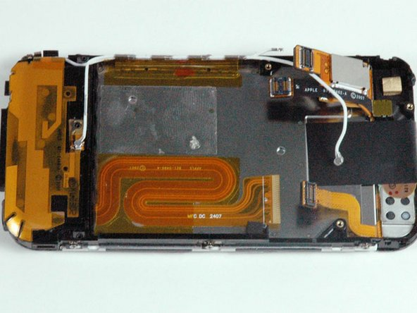 iPhone 1st Generation Display Assembly Replacement