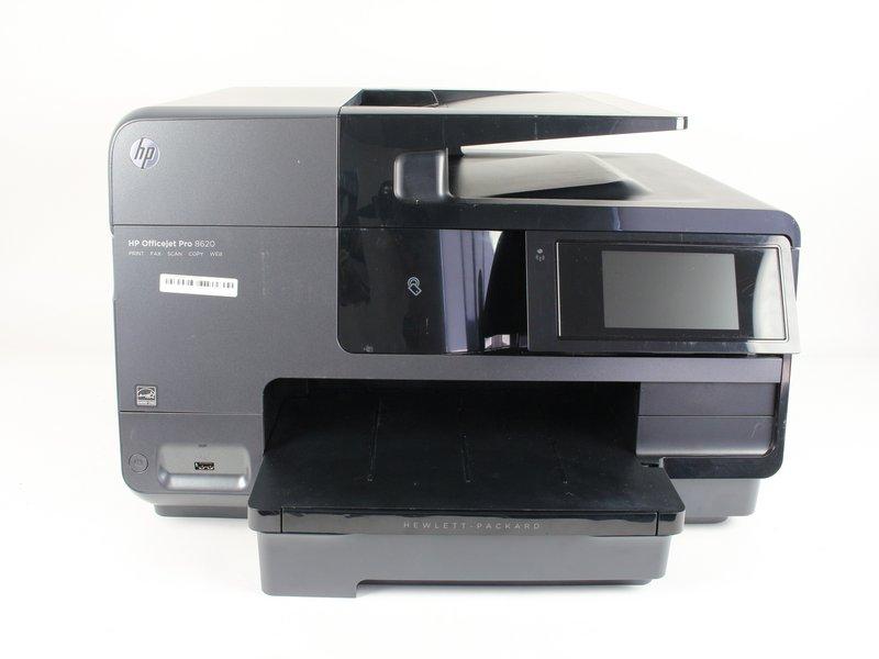 HP Officejet Pro 8620 Repair - iFixit