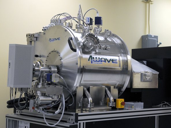 "Chipworks has a bona-fide ion blaster, affectionately called Ibe (short for ""ion beam etching"")."