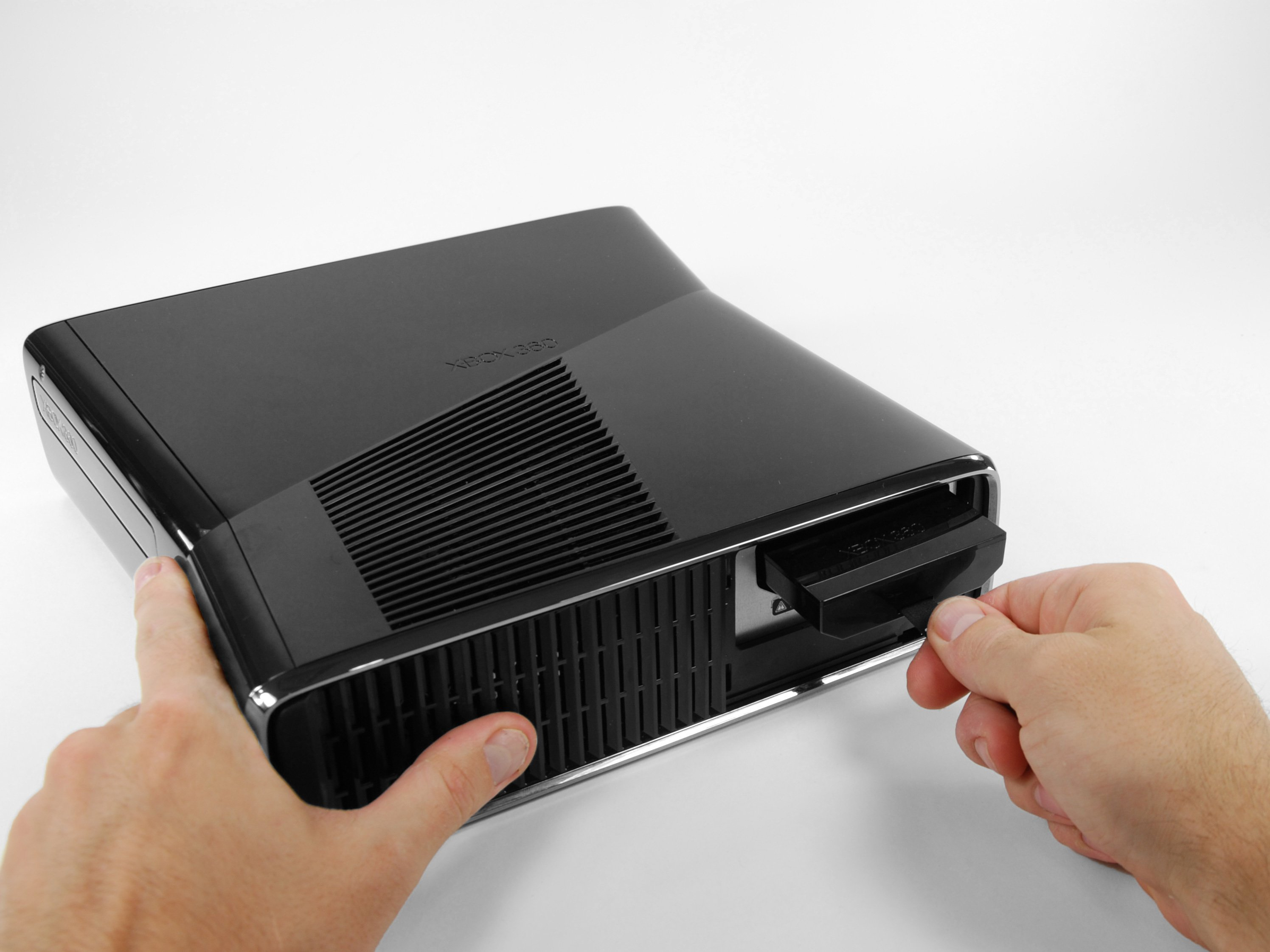 Xbox 360 S Hard Drive Replacement - iFixit Repair Guide