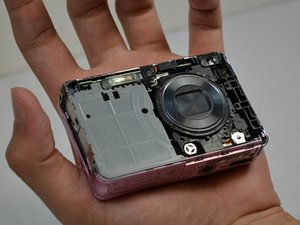 sony cyber shot dsc w120 repair ifixit rh ifixit com sony cyber shot dsc w120 manual sony cybershot w120 manual