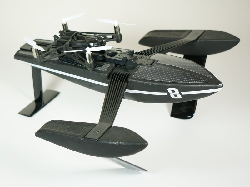 SOLVED: Can't get drone to connect to the app - Parrot Hydrofoil
